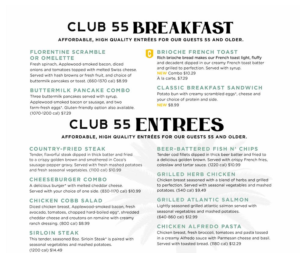 menu image